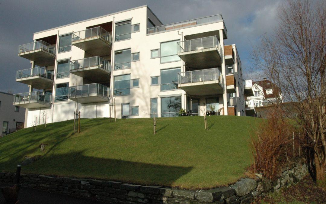Paradishagen Boligprosjekt Bergen